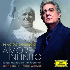 Plácido Domingo, Amore Infinito, 00028947783169