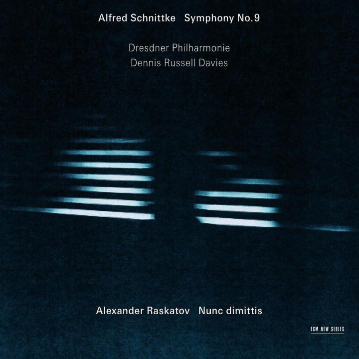 Schnittke, Raskatov: Symphony No. 9 / Nunc Dimittis 0028947669944