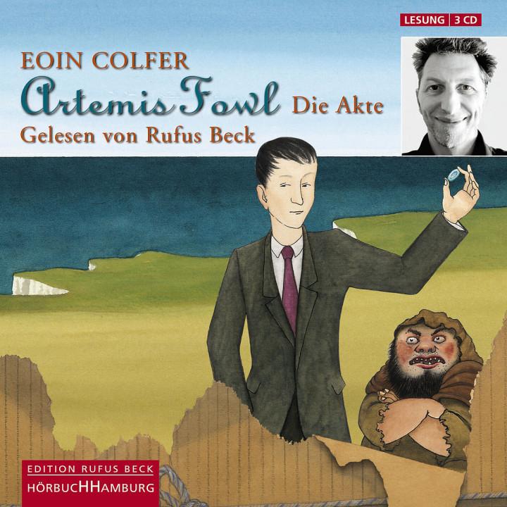 Eoin Colfer: Artemis Fowl - Die Akte 9783899033205