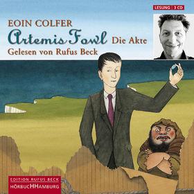 Eoin Colfer, Artemis Fowl - Die Akte, 09783899033205