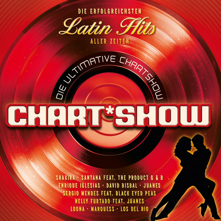 Die Ultimative Chartshow - Latin Hits 0600753125977