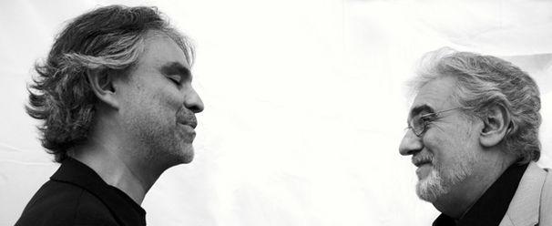 Plácido Domingo, Gott und die Welt