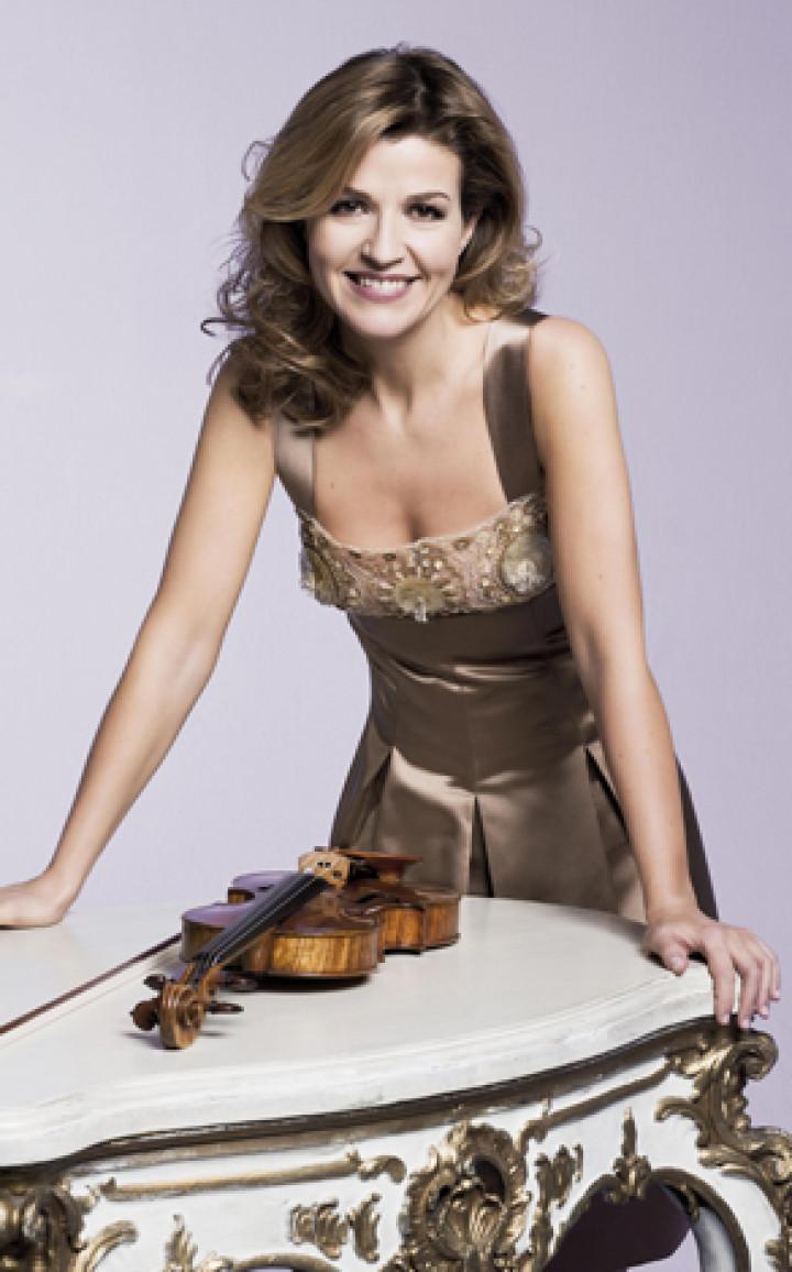 Anne-Sophie Mutter Mendelssohn