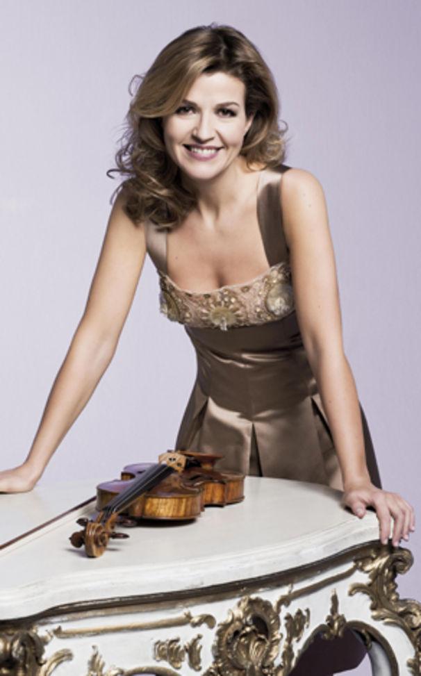 Anne-Sophie Mutter, Anne-Sophie Mutters Mendelssohn bei Arte