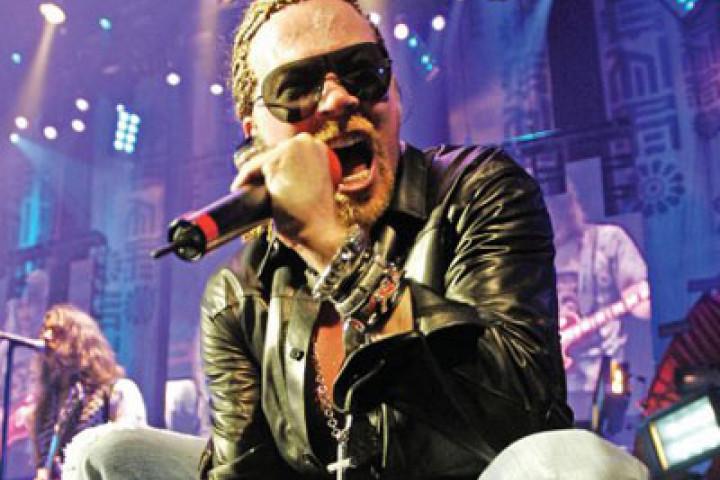 Guns N' Roses 2008