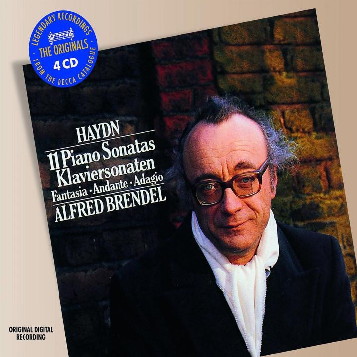 Haydn: Piano Sonatas 0028947813699