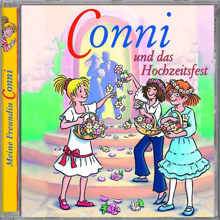 24: Conni und das Hochzeitsfest 0602517932265