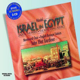 The Originals, Handel: Israel in Egypt etc, 00028947813743