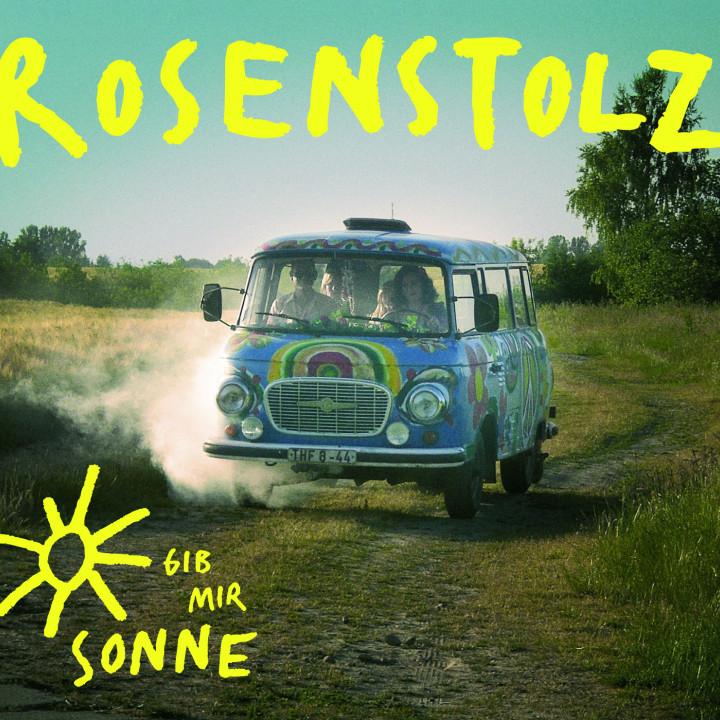 Rosenstolz Sonne Digi Cover 2008
