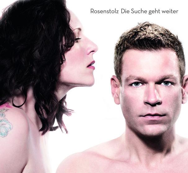 Rosenstolz, Rosenstolz: Präsentieren ihr neues Album Die Suche geht weiter | VÖ: 26.09.2008 (CD Album & Download, Deluxe Edt.)