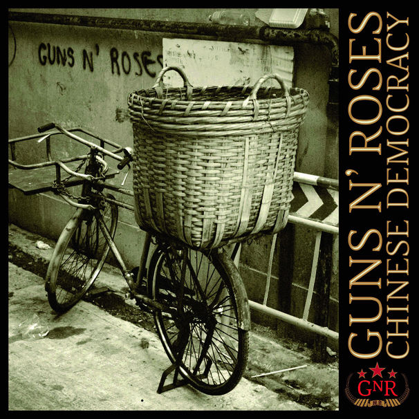 Guns N' Roses, GUNS N´ROSES | Chinese Democracy am 22.11. in Deutschland