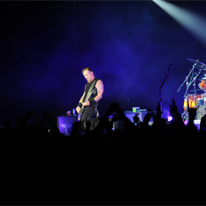 Metallica — Record Release Party O2 World