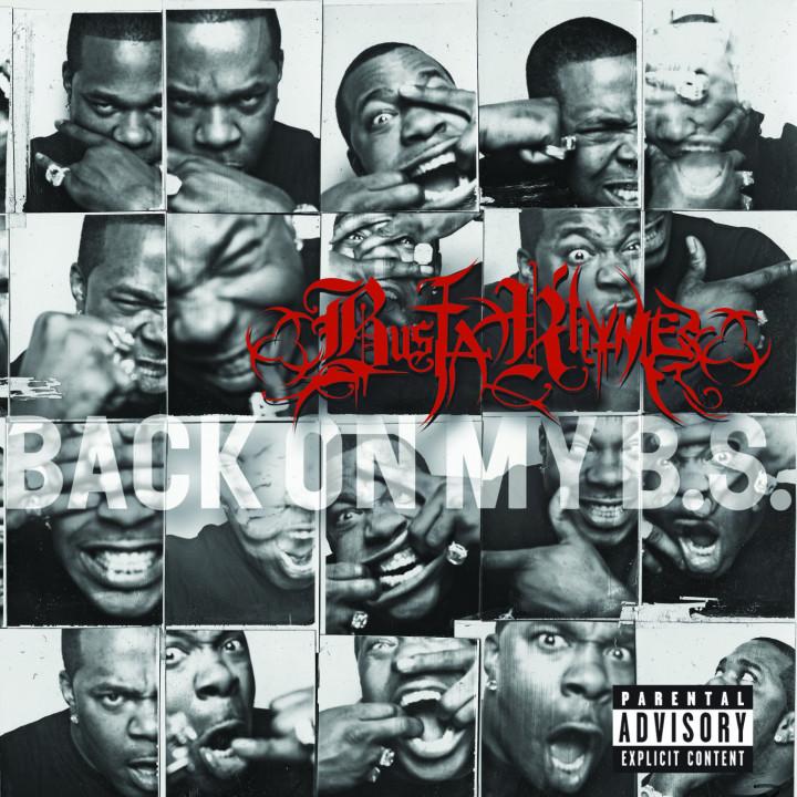 busta album cover 2009