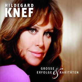 Hildegard Knef, Große Erfolge und Raritäten, 00602517948969