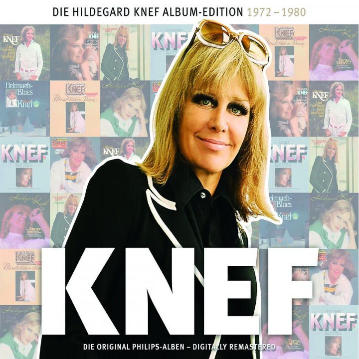 Hildegard Knef Album-Edition - 1972-1980 0602517948976