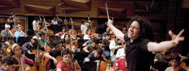 Gustavo Dudamel, Ein Russe in Caracas
