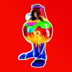 Björk, Volta, 00602517335240