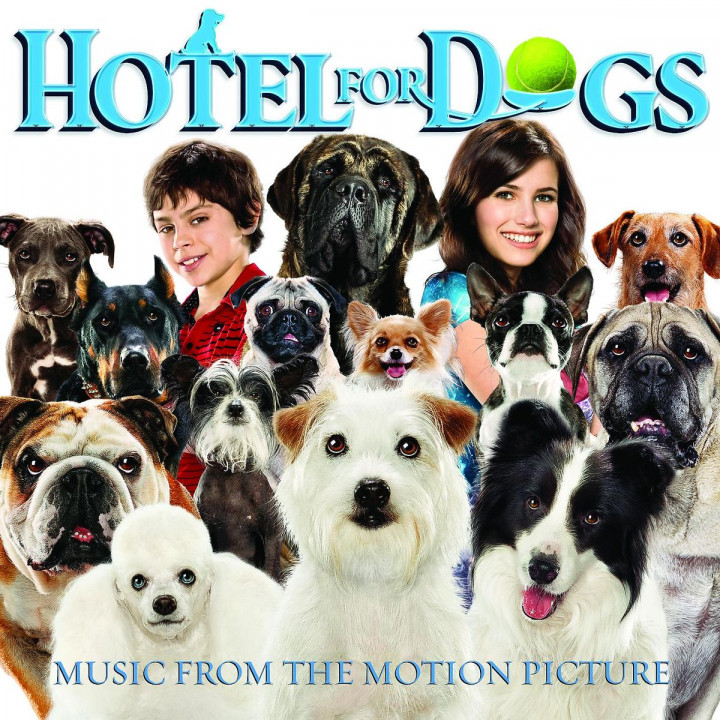 Hotel For Dogs - Music from the Motion Picture 0028947816584