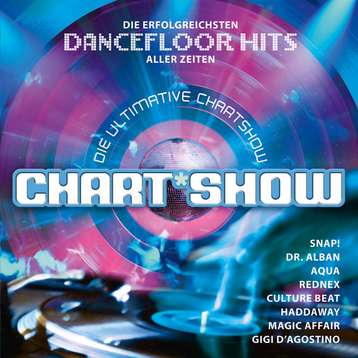 Die Ultimative Chartshow - Dancefloor Hits 0600753166741