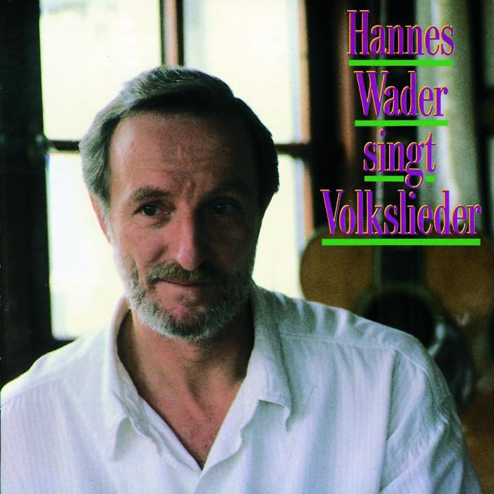 Hannes Wader singt Volkslieder 0042284278928