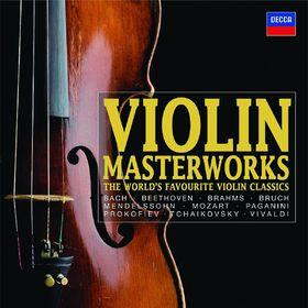 Violin Masterworks, 00028947811497