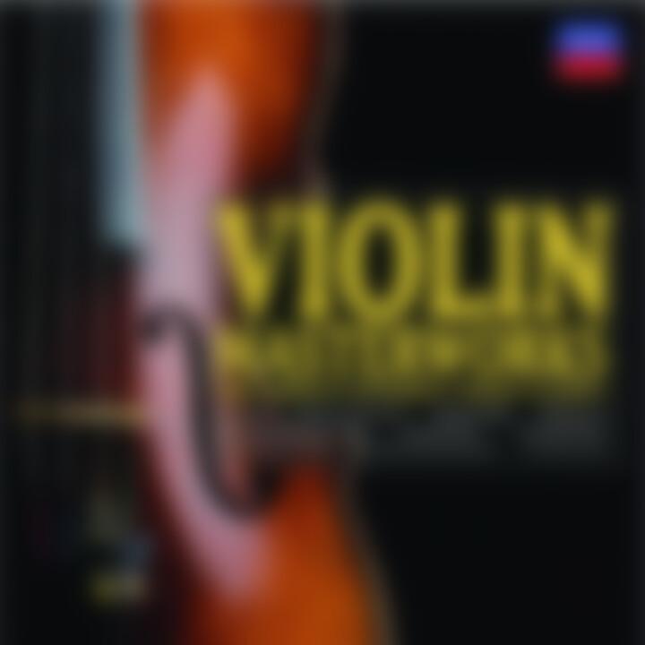 Violin Masterworks 0028947811497