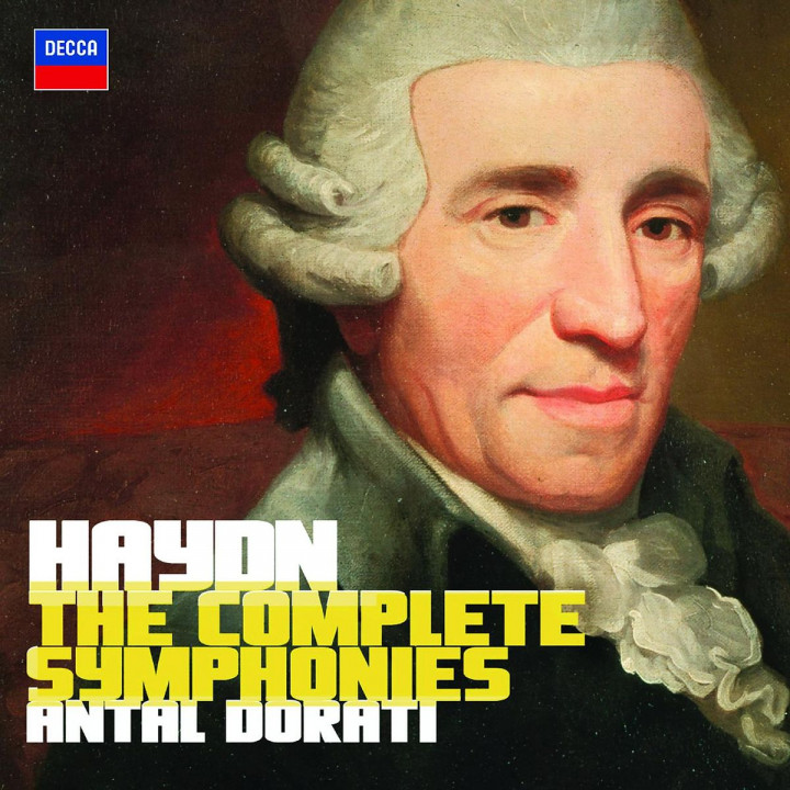 Haydn: The Complete Symphonies 0028947812210