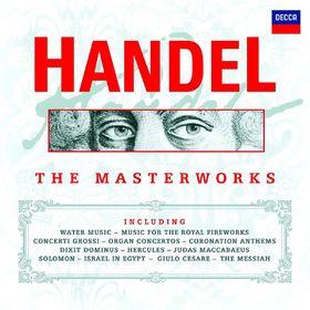 Handel Masterworks, 00028947811909