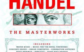 Georg Friedrich Händel, Vierzig Stunden Barock - Händel – The Masterworks in einer 30-CD Edition