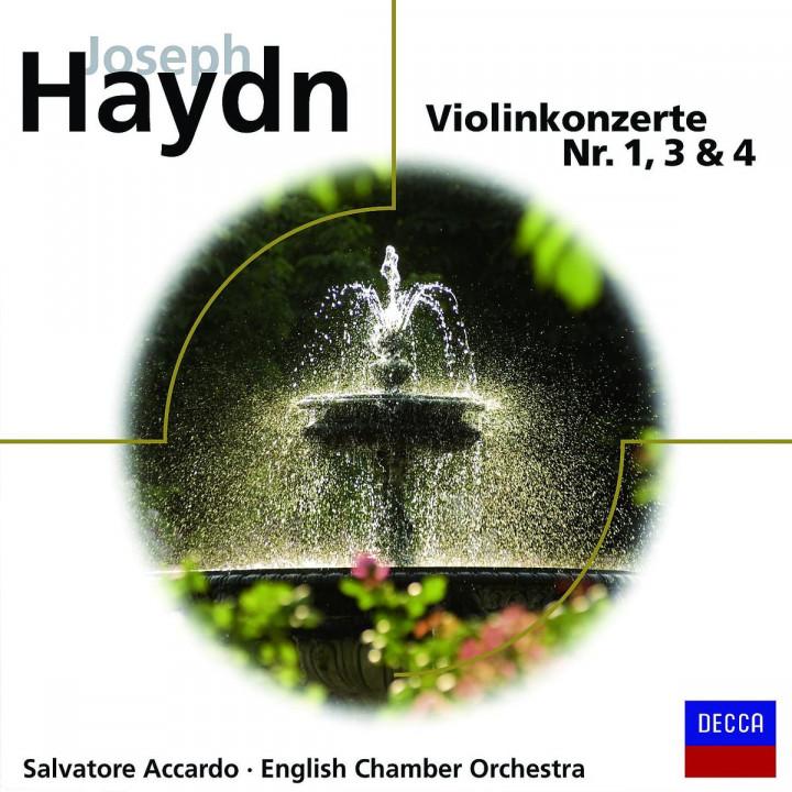 Haydn - Violinkonzerte 1,3 & 4