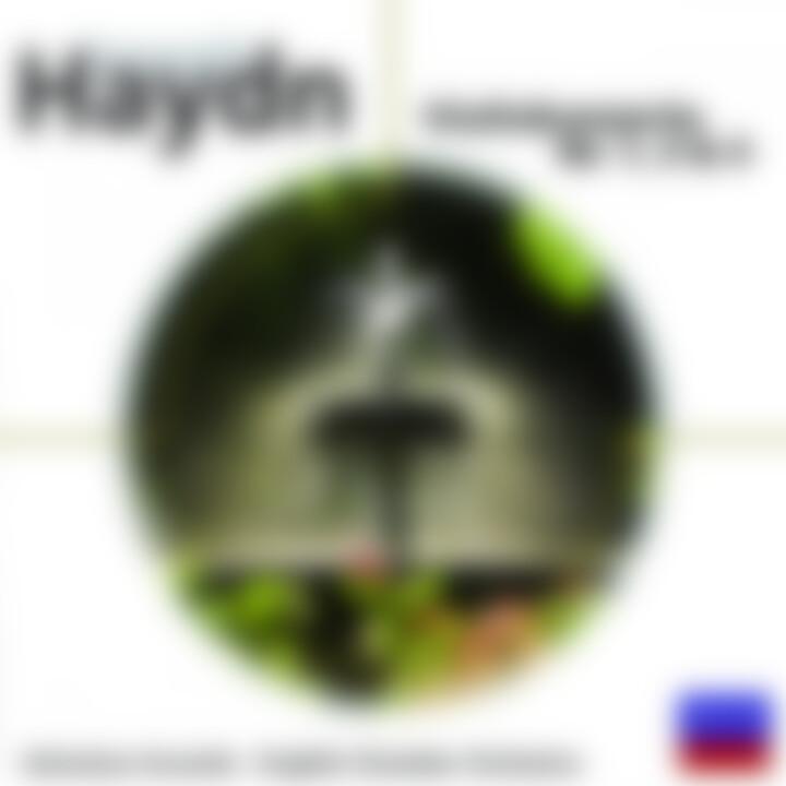 Haydn - Violinkonzerte 1,3 & 4 0028948017522