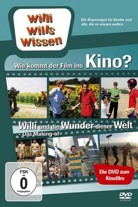 Willi wills wissen, Wie kommt der Film ins Kino?, 00602517986114