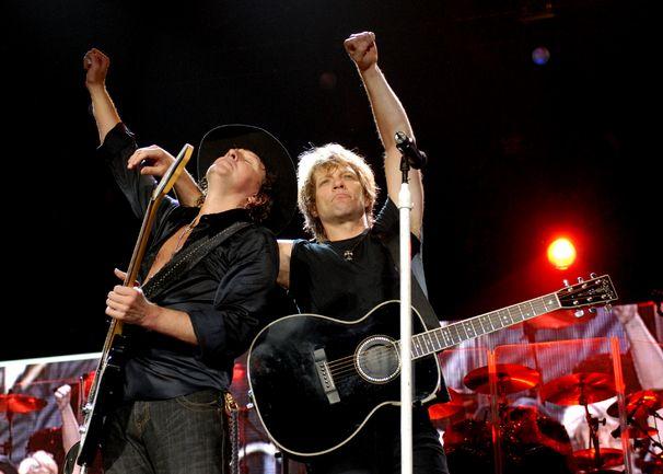 Bon Jovi, Tolle Fotos vom Konzert in München