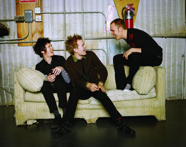 Sum 41, Der Punk-Rock kommt im April nach Deutschland