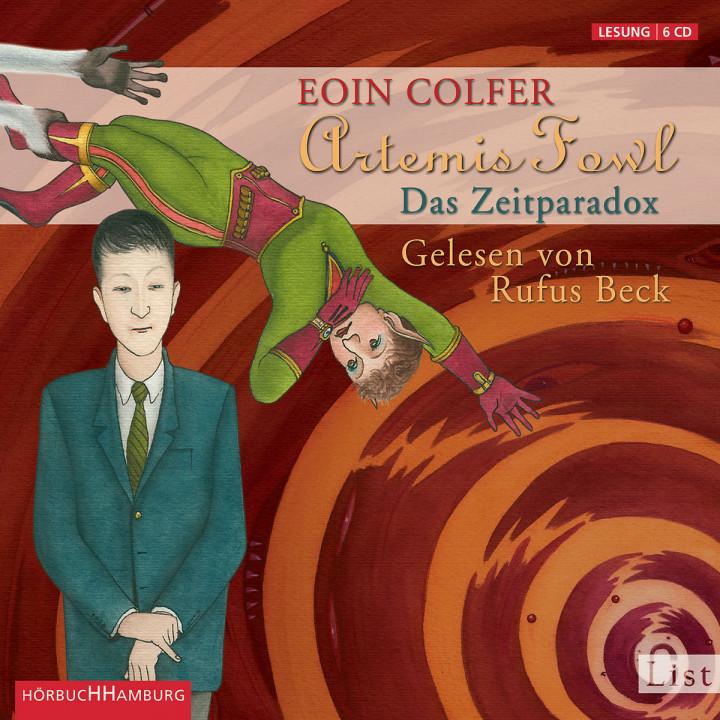 Eoin Colfer: Artemis Fowl - Das Zeit-Paradox 9783899036534