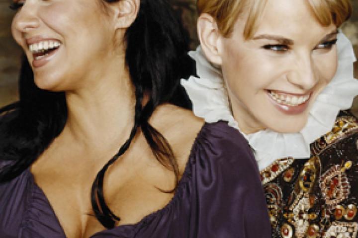 Anna Netrebko Elina Garanca BELLINI: I Capuleti e i Montecchi © Gabo