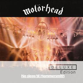 Motörhead, No Sleep 'Til Hammersmith, 00602517855755