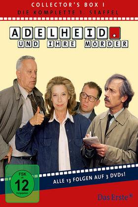 Adelheid und ihre Mörder, Die komplette 1. Staffel (Box I), 00602517942011