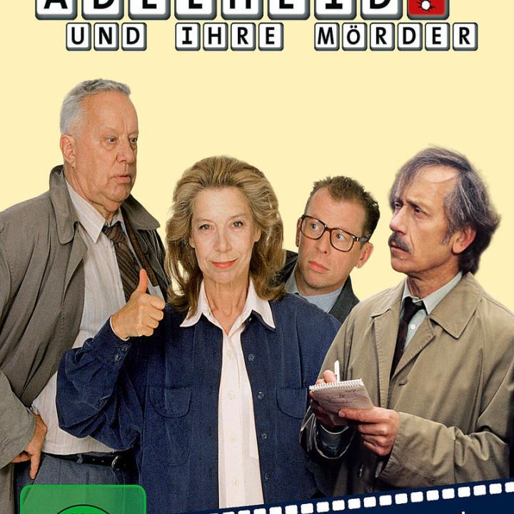 Adelheid und ihre Mörder: Adelheid Box I - die komplette 1. Staffel 0602517942011