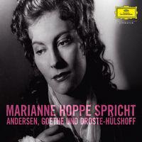 Marianne Hoppe, Marianne Hoppe spricht...