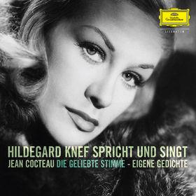Hildegard Knef, Hildegard Knef spricht und singt..., 00602517959781