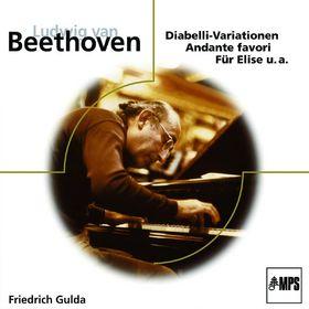 Friedrich Gulda, Gulda: Diabelli Variationen, 00028948018352