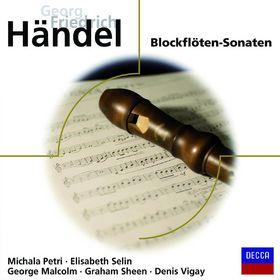 eloquence, Händel: Blockflötensonaten, 00028948018611