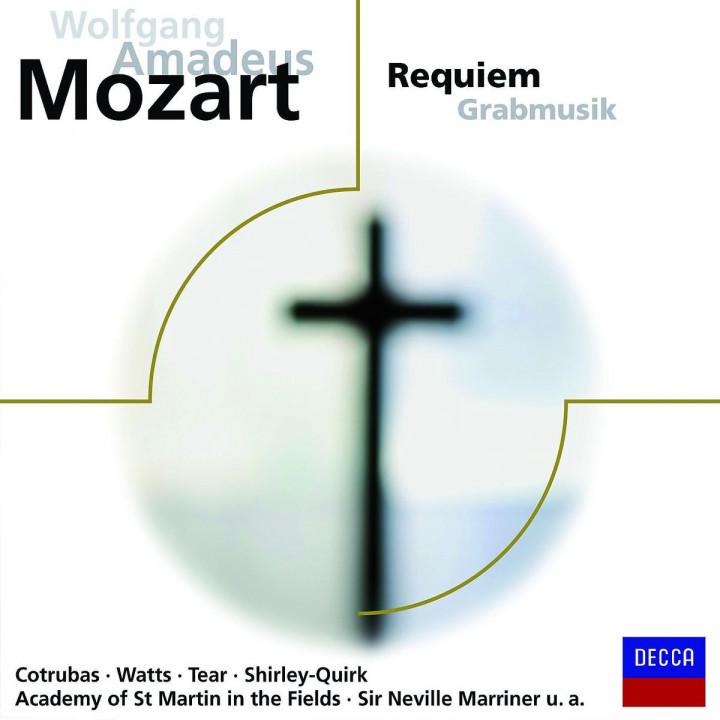 Mozart - Requiem, Grabmusik 0028948017539