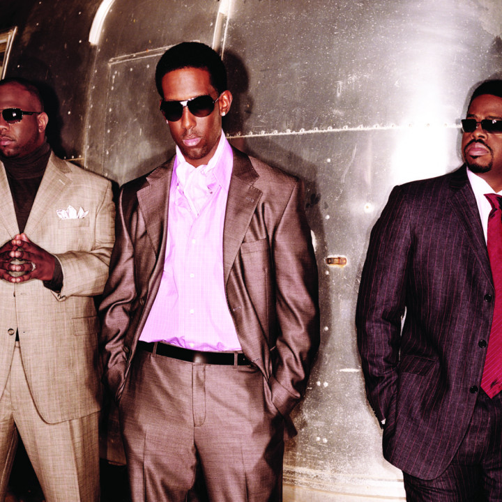 boyz II men — Pressefotos 2007