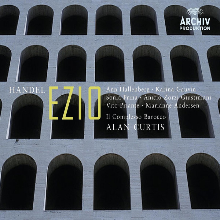 Handel: Ezio 0028947780731