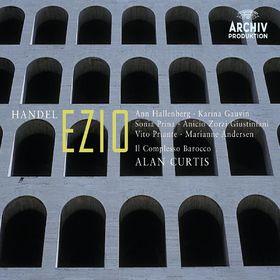 Georg Friedrich Händel, Handel: Ezio, 00028947780731