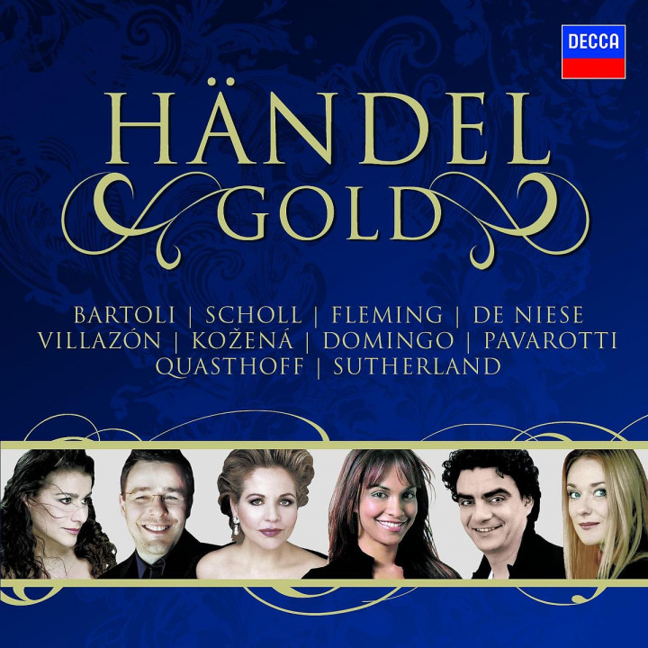 Handel Gold - Handel's Greatest Arias 0028948019687