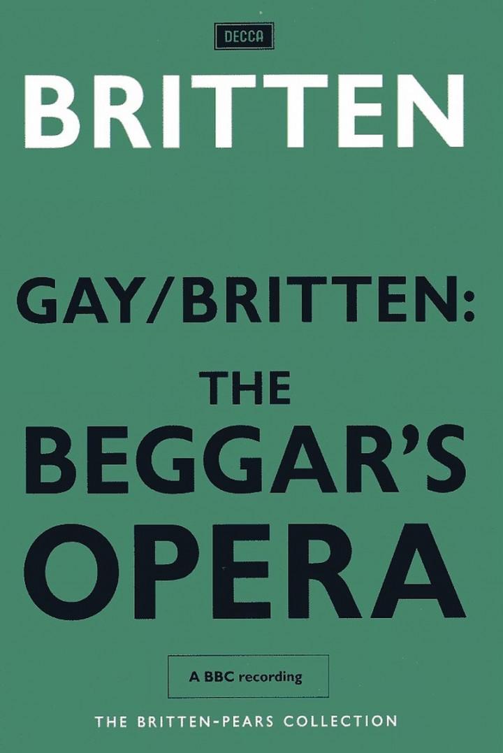 Gay: Beggar's Opera 0044007433294