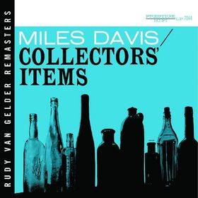 Miles Davis, Collectors' Items, 00888072312227